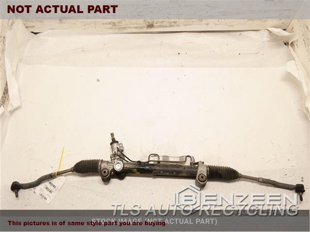 2008 Lexus ES 350 Steering Gear Rack. RIGHT SIDE OUTER TIE ROD BROKEN3.5L,POWER RACK AND PINION