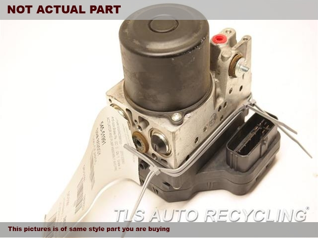 2010 Lexus ES 350 Abs Pump. ACTUATOR AND PUMP ASSEMBLY, W/O PRE