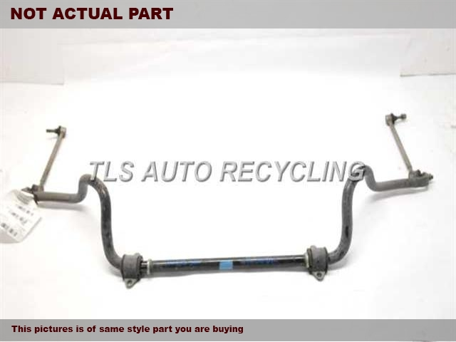 2014 Lexus ES 350 Stabilizer Bar. FRONT STABILIZER BAR 48811-33190