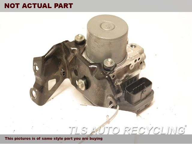 2013 Lexus ES 350 Abs Pump. ACTUATOR AND PUMP ASSEMBLY, W/O PRE