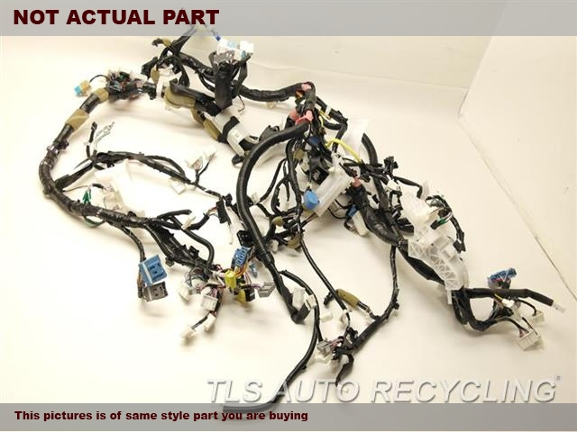 2013 Lexus ES 350 Dash Wire Harness. 82141-33X60 DASH PANEL WIRE HARNESS
