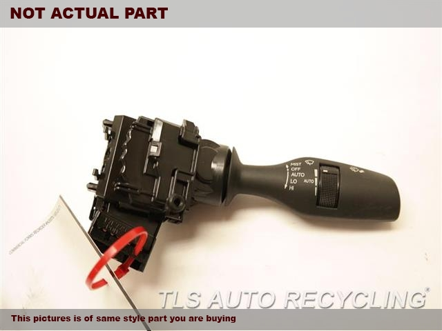 2013 Lexus ES 350 Column Switch. WIPER (R.), US MARKET, RAIN SENSOR