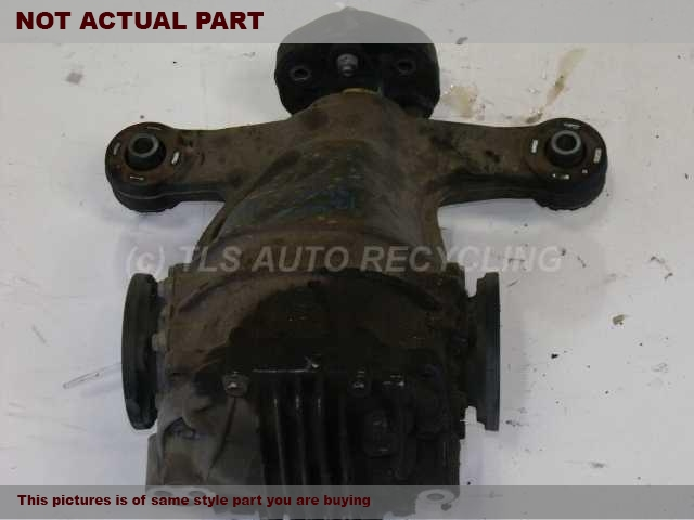 4.08 REAR DIFFERENTIAL