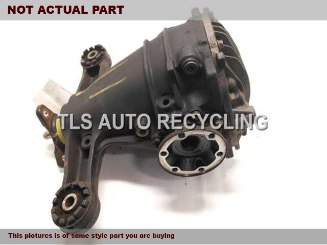 REAR DIFFERENTIAL ASSY 41110-24162