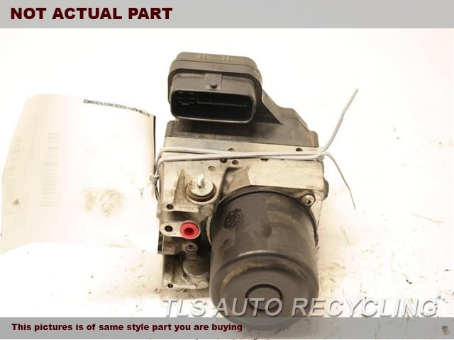 2006 Lexus Gs 300 Abs Pump  (ACTUATOR AND PUMP ASSEMBLY), RWD,