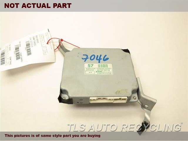 2007 Lexus GS 350 Chassis Cont Mod. 86792-30110 CAMERA CONTROL
