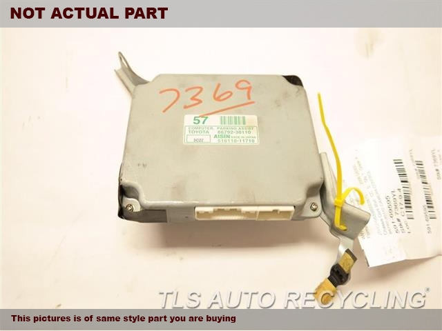 2006 Lexus GS 430 Chassis Cont Mod. 86792-30110 CAMERA CONTROL