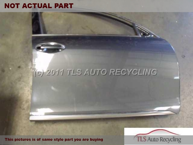 2006 Lexus GS 430 Door Assembly, Front. GREEN PASSENGER FRONT DOOR