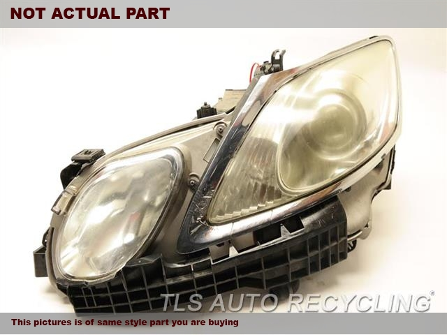 2006 Lexus GS 300 Headlamp Assembly. 81070-30B61DRIVER HID HEADLAMP COMPLETE
