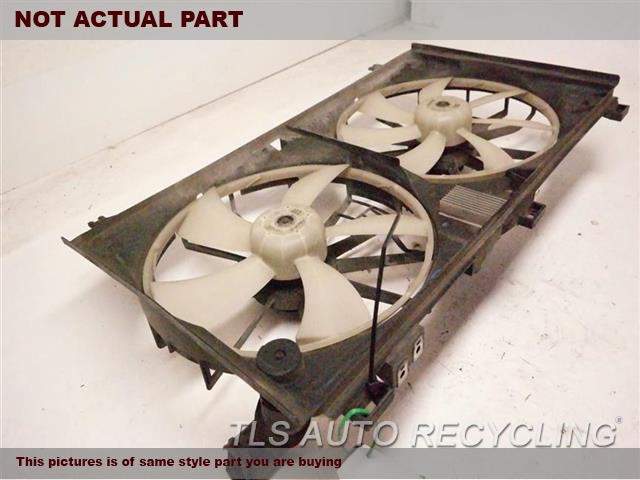 2006 Lexus GS 300 Rad Cond Fan Assy. FAN ASSEMBLY