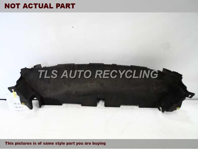 2007 Lexus GS 350 Radiator Core Supp. RADIATOR CORE SUPPORT 53205-30080