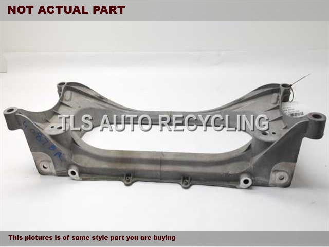 2009 Lexus IS 250 Sub Frame. FRONT CROSSMEMBER 51201-30130