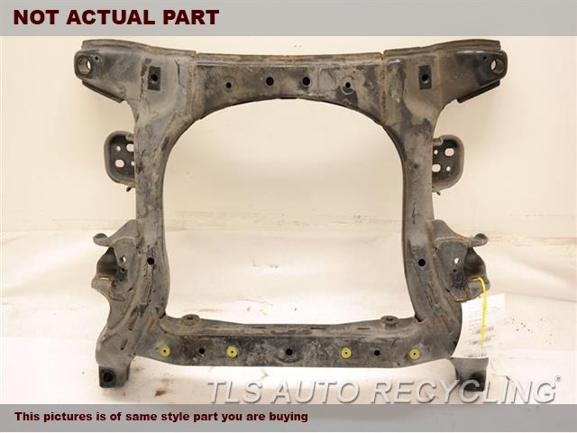 2009 Lexus IS 250 Sub Frame. FRONT, AWD