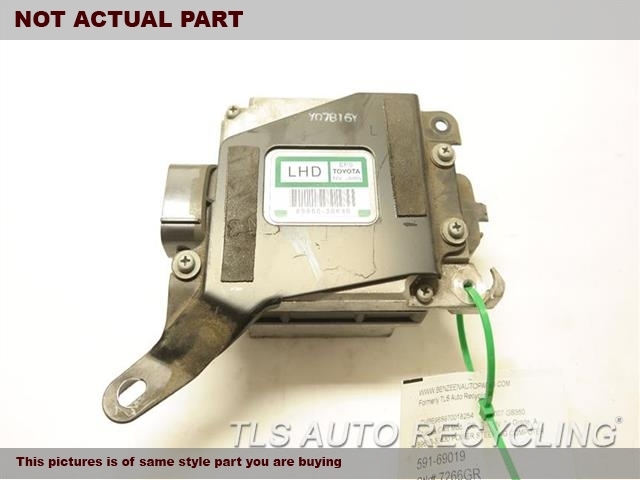 2007 Lexus GS 350 Chassis Cont Mod. 89650-30630 POWER STEERING COMPUTER