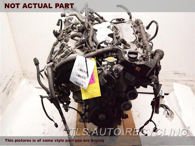 2007 Lexus GS 350 Engine Assembly. ENGINE ASSEMBLY 1 YEAR WARRANTY