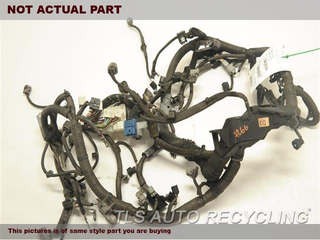 2007 Lexus GS 350 Engine Wire Harness. 82121-30D30 ENGINE WIRE HARNESS