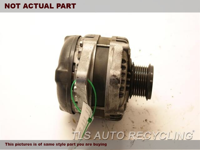2014 Lexus IS 250 Alternator.