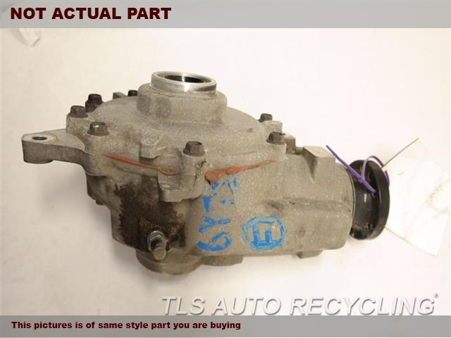 2016 Lexus RC300 Rear differential. FRONT CARRIER ASSEMBLY 41110-30A51