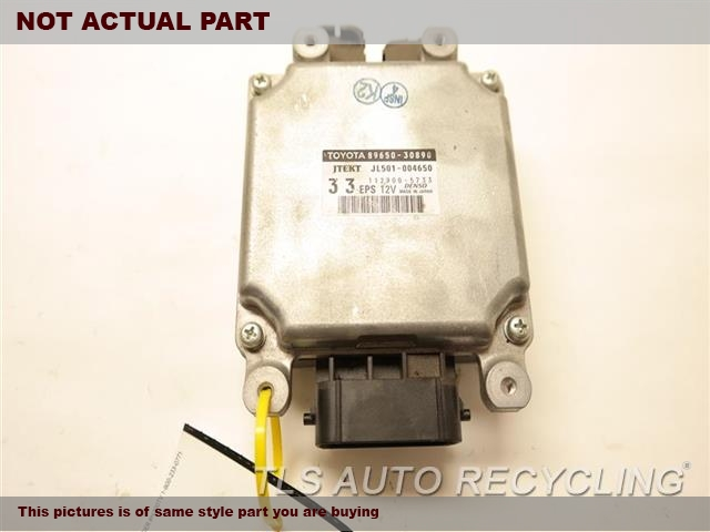 2013 Lexus GS 350 Chassis Cont Mod. 89650-30890 POWER STEERING CONTROL