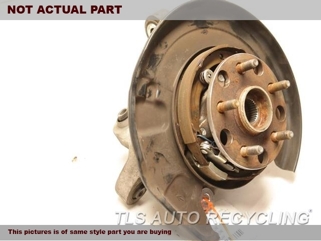 2013 Lexus Gs 450h Rear Nuckle / Stub Axle  RH