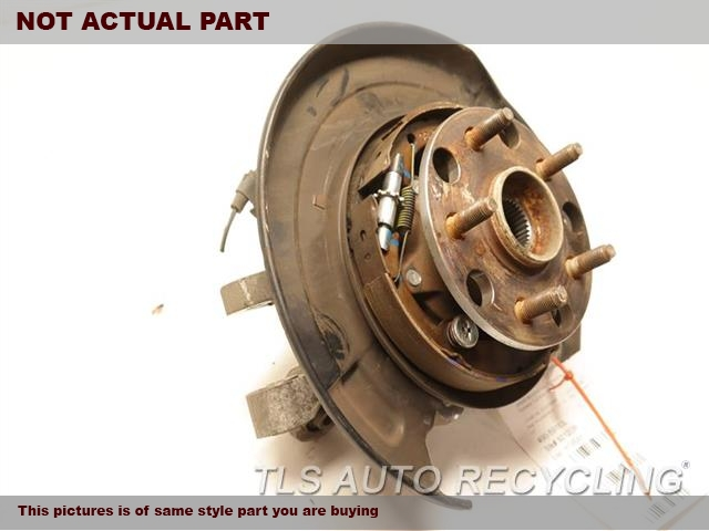 2013 Lexus Gs 450h Rear Nuckle / Stub Axle  LH