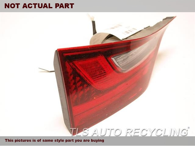 2013 Lexus Gs 450h Tail Lamp PLASTIC OUTER EDGE CHIP  LH,DECKLID MOUNTED, L.