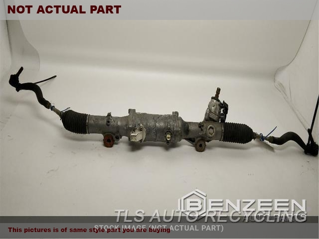 3.5L,(POWER RACK AND PINION), RWD,