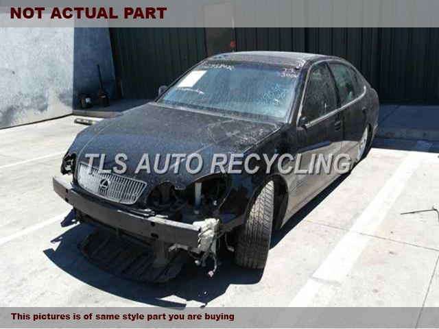 Lexus GS 400 Cars For Parting Out