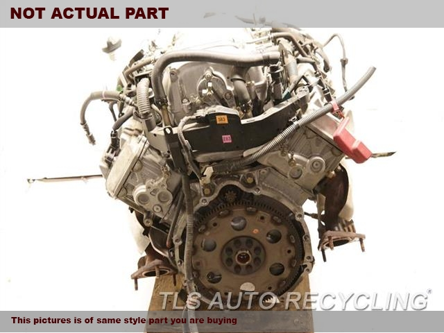 ENGINE LONG BLOCK 4.3L V-8