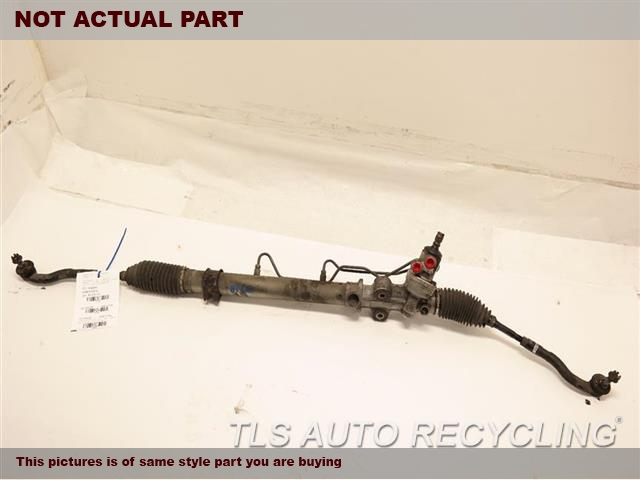 3.0L,POWER RACK AND PINION