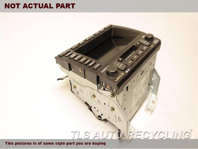 2001 Lexus Gs 430 Temp Control Unit   DISPLAY