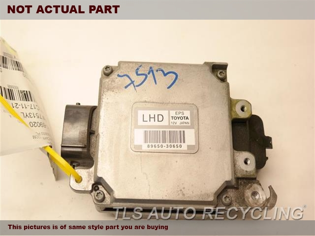 2006 Lexus GS 430 Chassis Cont Mod. 89650-30650 POWER STEERING COMPUTER