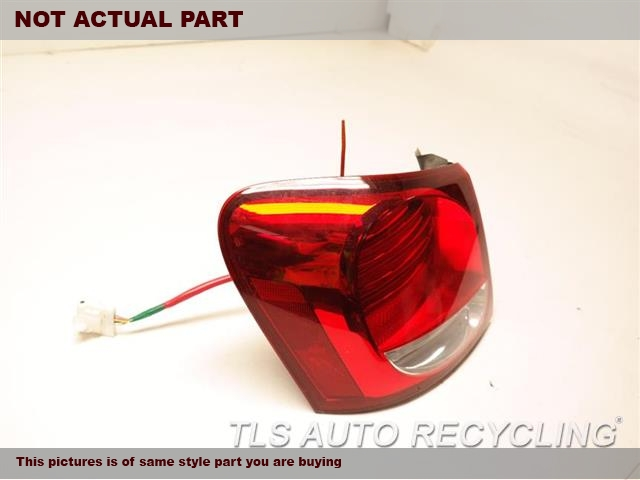 DRIVER TAIL LAMP 81561-30A40