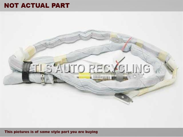 2008 Lexus Gs450h Air Bag