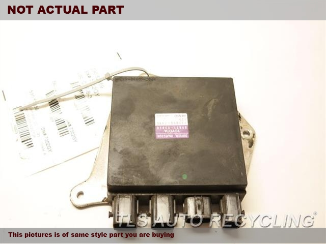 2015 Lexus IS 250 Eng/Motor Cont Mod. 89871-53010 DRIVER INJECTOR