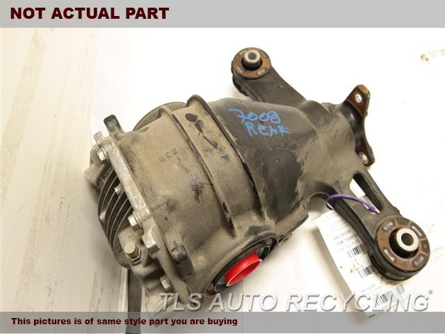2013 Lexus Gs 450h Rear Differential  REAR, (3.266 RATIO)