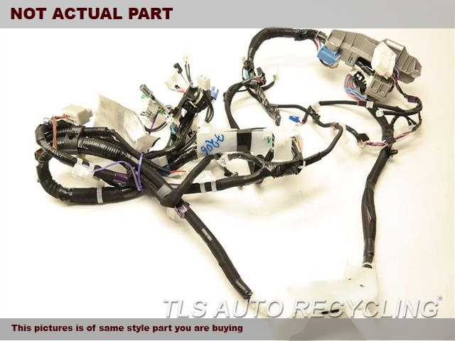 2014 Lexus GX 460 Dash Wire Harness. 82141-6AX30 DASH WIRE HARNESS
