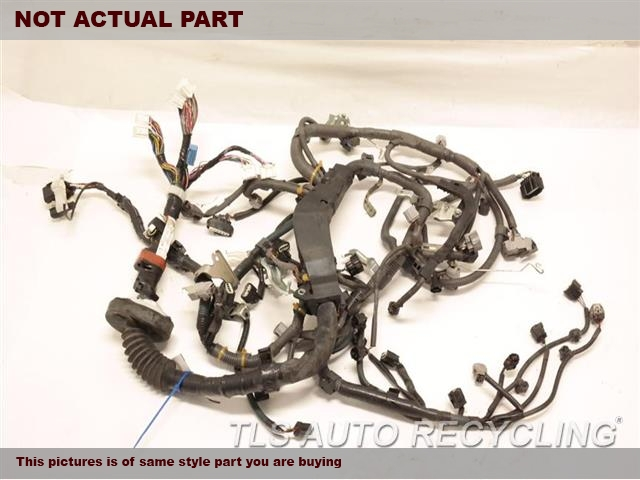 2014 Lexus GX 460 Engine Wire Harness. 82111-6AE10 ENGNINE MAIN ROOM WIRE