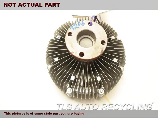 2014 Lexus GX 460 Fan Clutch. FAN CLUTCH 16210-38080