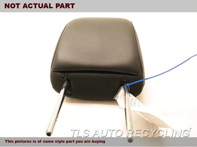 2014 Lexus GX 460 Headrest. 71960-60470-C2BLACK REAR CENTER HEADREST