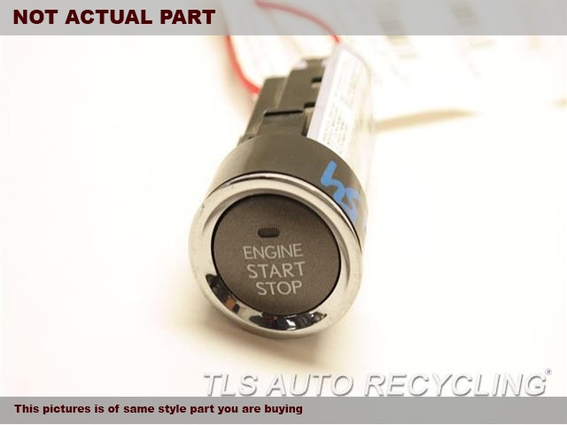 2014 Lexus GX 460 Ignition Switch. PUSH START BUTTON 89611-60022