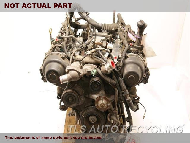 ENGINE ASSEMBLY 1 YEAR WARRANTY