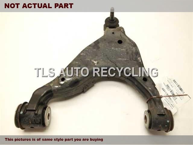 2008 Lexus GX 470 Lower Cntrl Arm, Fr. RH,W/O ADJUSTABLE REAR SUSPENSION,