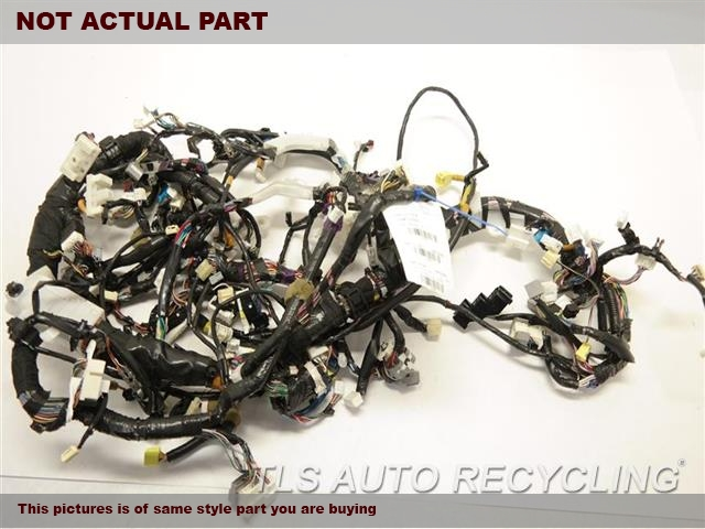 2004 lexus gx 470 dash wire harness 82141 60662 used. Black Bedroom Furniture Sets. Home Design Ideas