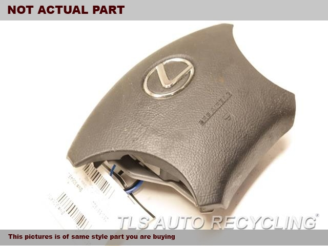 BOWN STEERING WHEEL AIR BAG