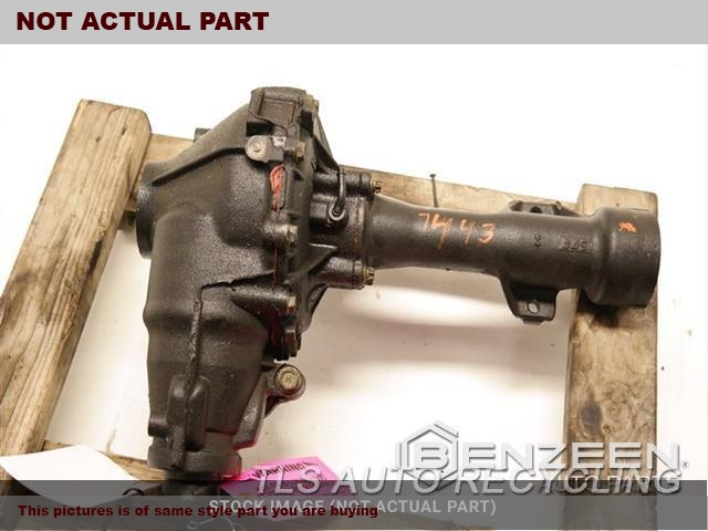 2006 Lexus Gx 470 Front Differential  4.7L,FRONT, (3.727 RATIO)