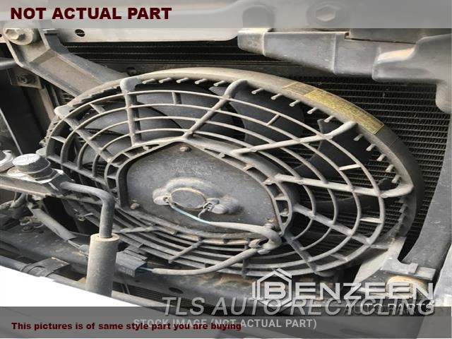 FAN ASSEMBLY, (FRONT AND REAR AC)