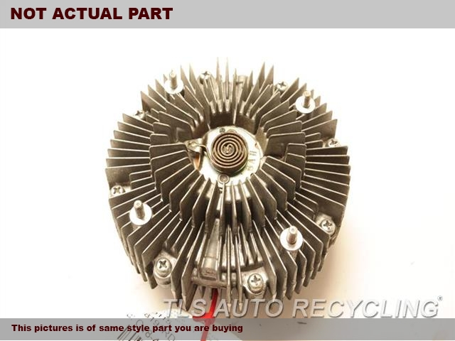 2006 Toyota Sequoia Fan Clutch. (4.7L, 2UZFE ENGINE)