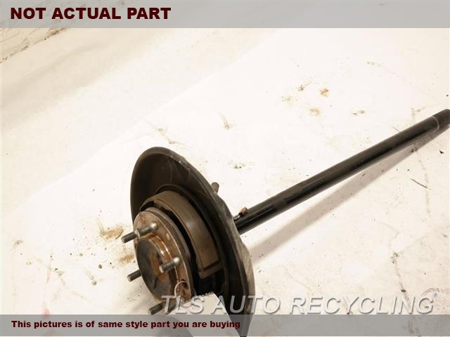 2004 Lexus Gx 470 Axle Shaft  LH. REAR AXLE