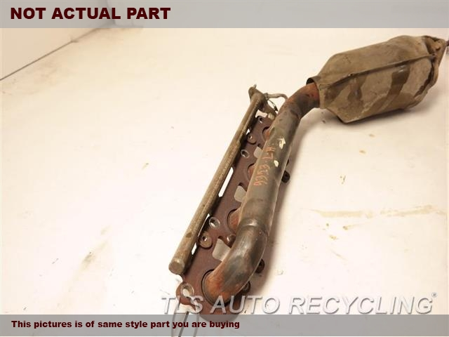 DRIVER EXHAUST MANIFOLD 17150-50050